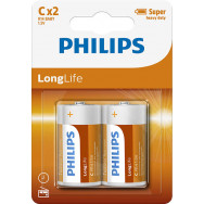 PHILIPS R14/C LONGLIFE B2