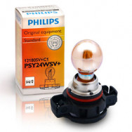 PH-12180SV+C1 PHILIPS PSY24W 12V 24W PG20/4 SilverVision 8727900703795