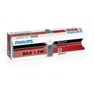 PH-24029CP PHILIPS BAX 24V 1.2W Bax8,5d yellow 8711500484024