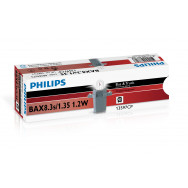 PH-13597CP PHILIPS BAX 24V 1.2W Bax 8,3s/1,35 grey 8711500483843