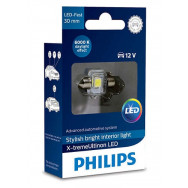 PHILIPS Festoon 12V 1W SV8,5 14x30 LED 12941 6000K 1W X1 PHILIPS 12941I60X1 8727900398045