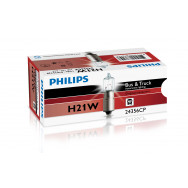 PH-24356CP PHILIPS H21W 24V 21W BAY9s 8711500876157