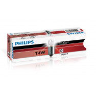 PH-13929CP PHILIPS T4W 24V 4W BA9s 8711500219855