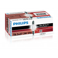 PH-13818CP PHILIPS C3W 24V 3W SV6 8711500484642