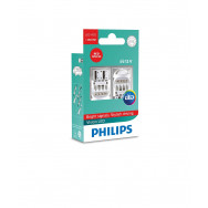 PHILIPS W215W 12V24V 1,9W0,3W W3x16q LED 12835 RED X2 PHILIPS 12835REDX2 8727900395730