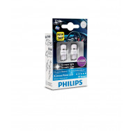 PHILIPS W5W 12V 1W W2.1X9.5D X-tremeVision LED 6000K PHILIPS 127996000KX2 8727900395969