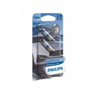 PHILIPS H6W WHITEVISION ULTRA 12V 6W BAX9S
