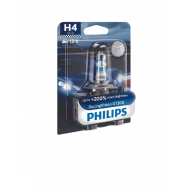 PHILIPS H4 RACING VISION GT200 12V 60/55W P43T-38