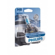 PHILIPS H8 WHITEVISION ULTRA 12V 35W PGJ19-1