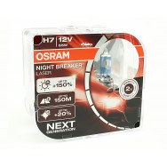 OSRAM H7 NIGHT BREAKER LASER +150%