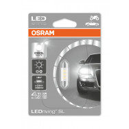 "OSRAM ≠ ""C5W"" 36MM COOL WHITE 6 000 K 12V 0,5W SV8.5-8"