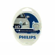 PHILIPS H7 WhiteVision 12V 55W PX26d PH-12972WHVSM 8711500788887