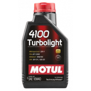 MOTUL 4100 TURBOLIGHT 10W-40 1 L