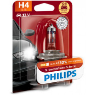 PHILIPS H4 X-TREMEVISION G-FORCE