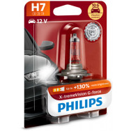 PHILIPS H7 X-TREMEVISION G-FORCE 12V 55W PX26D