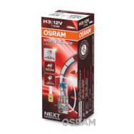 OSRAM H3 NIGHT BREAKER LASER +150% 12V 55W PK22S