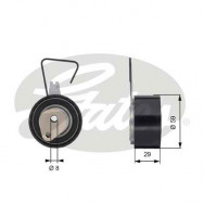 ROLKA NAPIN GATES T43141 ROVER 45/LANDROVER 1,8 00-
