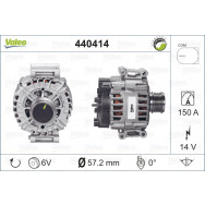 Valeo alternator - z kaucją 440414