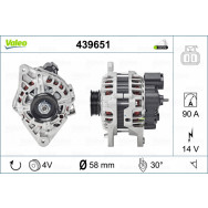 Valeo alternator nowy 439651
