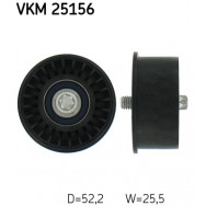 SKF VKM 25156 ROLKA PROW OPEL ASTRA G/H/MERIVA/SIGNUM/VECTRA C 1,4/1,6/1,8 98-