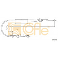 LINKA GAZU COFLE 10.0862 VW GOLF/VENTO 1.8-2.0 9/91-