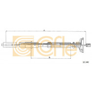 LINKA SPRZ COFLE 10.340 VW GOLF II D 86-89
