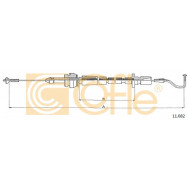 LINKA GAZU COFLE 11.082 VW PASSAT 1.6/1.8 88-, GOLF II GTI