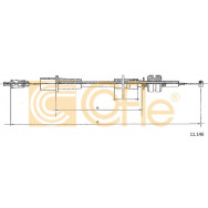 LINKA GAZU COFLE 11.146 OPEL ASTRA 91-97 1.4, VECTRA 1.4-1.8 88-95