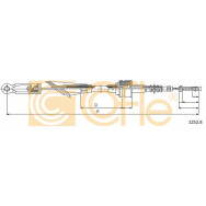 LINKA SPRZ COFLE 1252.8 FIAT UNO 93- 0.9,1.0,1.1
