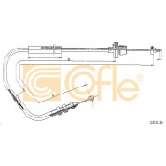 LINKA GAZU COFLE 1253.16 FIAT UNO 90- 1.0,1.1