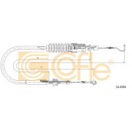 LINKA GAZU COFLE 14.4304 VW T4 1.9TDI 90-