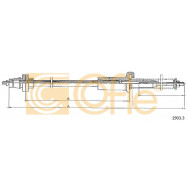 LINKA GAZU COFLE 1903.3 FIAT UNO -89/89- 0.9,1.0 783MM