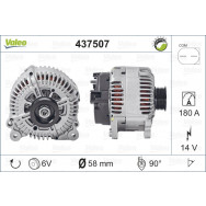 Valeo alternator - z kaucją 437507