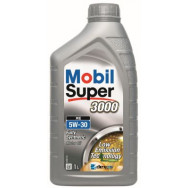 OLEJ  MOBIL 3000 SUPER XE/ SYSTS SPECIAL V 5W30   1L