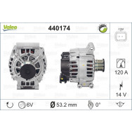 Valeo alternator - z kaucją 440174