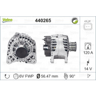 Valeo alternator - z kaucją 440265