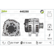 Valeo alternator - z kaucją 440288