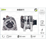 Valeo alternator - z kaucją 440411