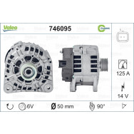 Valeo alternator classic 746095