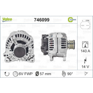 Valeo alternator classic 746099