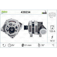Valeo alternator nowy 439234