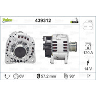 Valeo alternator nowy 439312