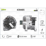 Valeo alternator nowy 439485