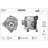 Valeo alternator nowy 439545