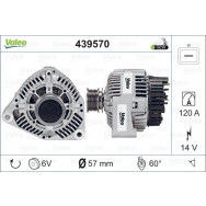 Valeo alternator nowy 439570