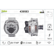 Valeo alternator nowy 439583