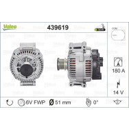 Valeo alternator nowy 439619