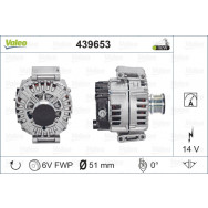 Valeo alternator nowy 439653