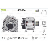 Valeo alternator nowy 439664