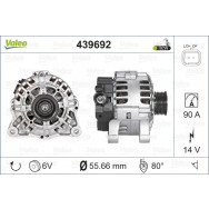 Valeo alternator nowy 439692